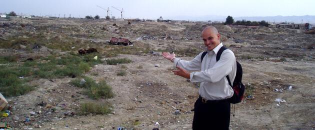 «Спасти Джахан». Американец более двух лет прожил в туркменском селе и написал роман. Мы прочли его и поговорили с автором