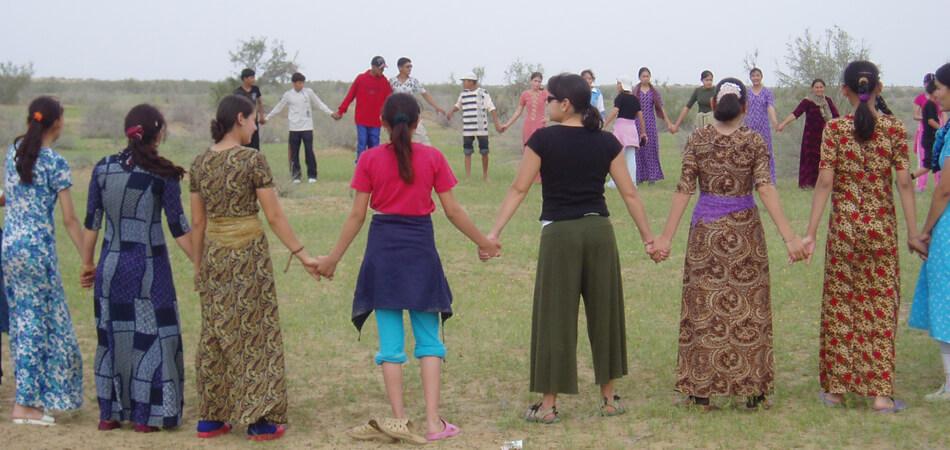 Неделя в Туркменистане: кто спасет Джахан от Ровача?