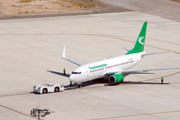Рядом с Балканабадом построят второй аэропорт