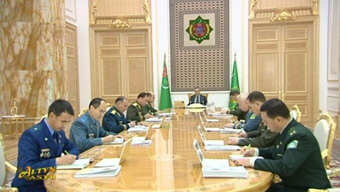 После побега заключенного уволили прокурора города Туркменбаши по надзору за исправительными учреждениями
