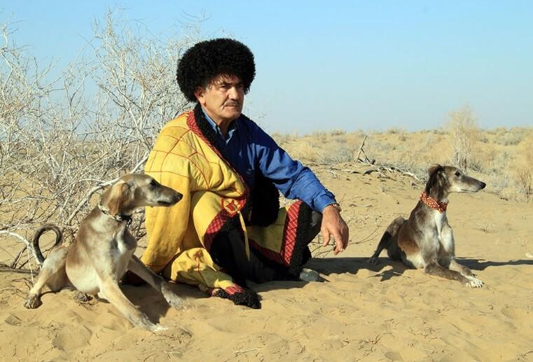 Сезон охоты в Туркменистане не состоялся из-за «различных острых инфекций»