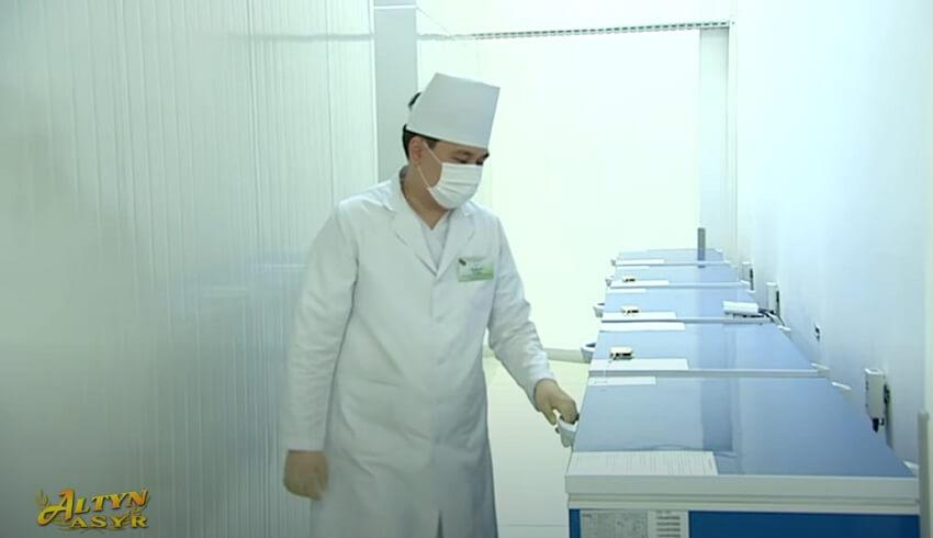 Минздрав Туркменистана отчитался о готовности к транспортировке «Спутника V» и обсудил перспективы солодки