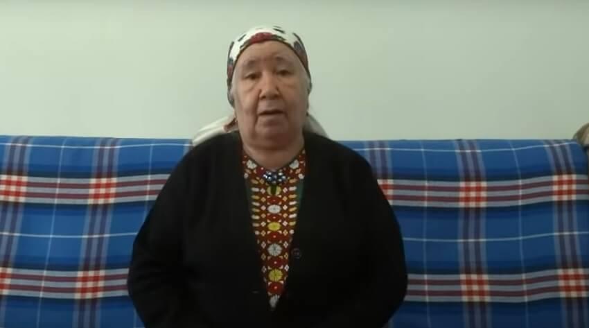 Журналист Солтан Ачилова выступила с видеообращением к Гурбангулы Бердымухамедову