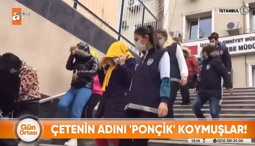 В Турции разгромили банду организаторов проституции, среди задержанных есть гражданки Туркменистана