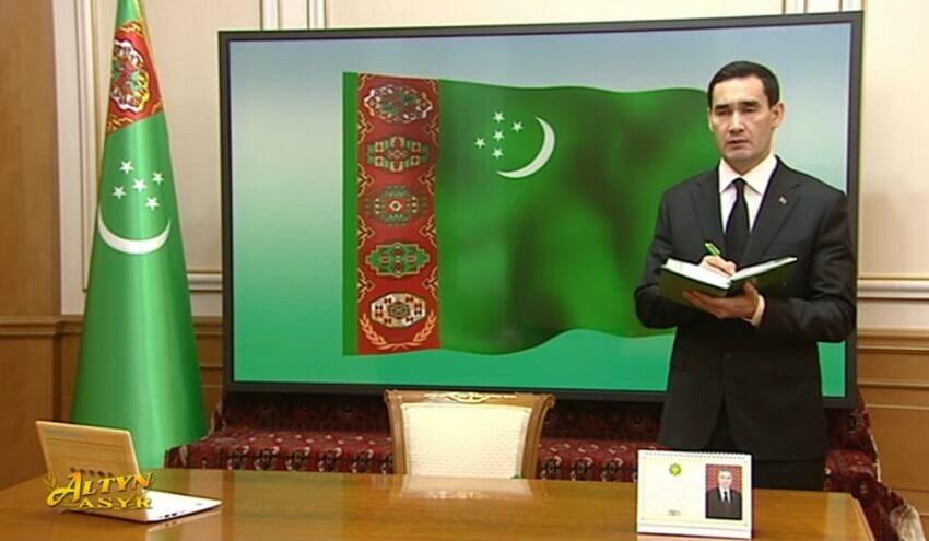 Сердар Бердымухамедов назначен вице-премьером правительства Туркменистана