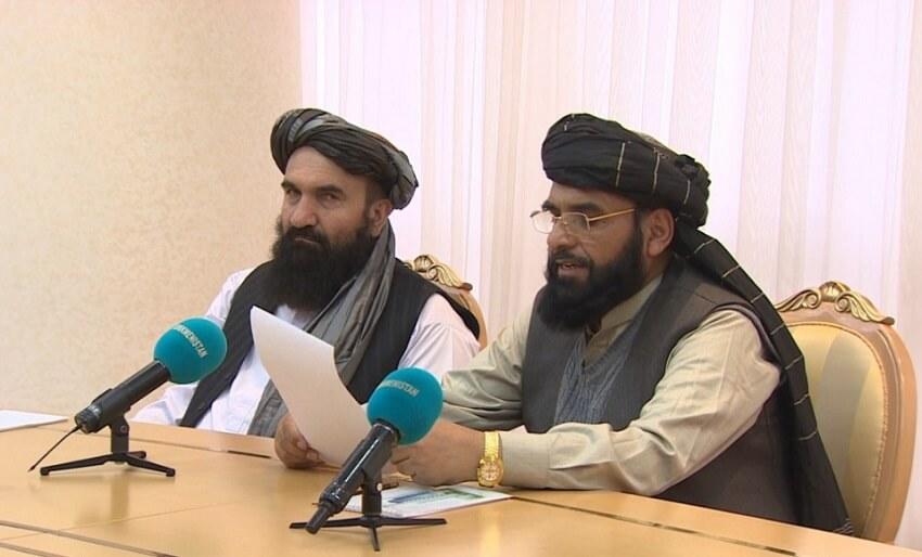 Движение «Талибан» выразило поддержку строительству ТАПИ