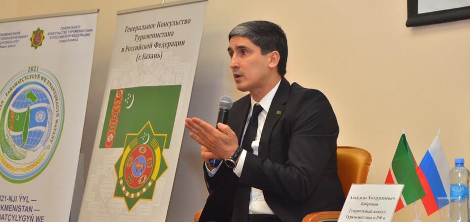 Генконсул Туркменистана вместо денег и паспортов предложил студентам петь и танцевать