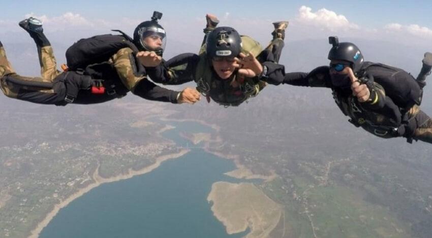 Армия Индии приступила к тренировкам туркменского спецназа