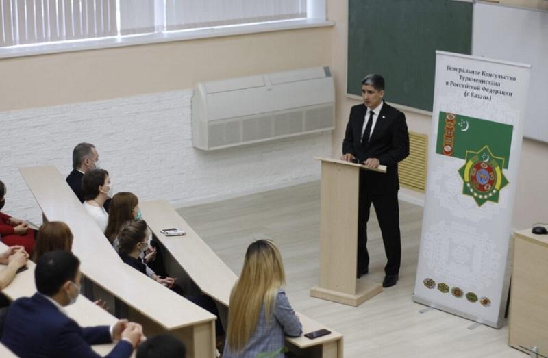 Генконсул Туркменистана в Казани: Границы не откроются до 2023 года