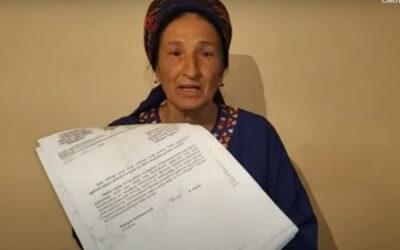 Ашхабадские чиновники затянули оформление квартиры нуждающейся горожанке