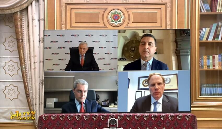 Бердымухамедов предложил создать консорциум международных инвесторов для проектов в Туркменистане