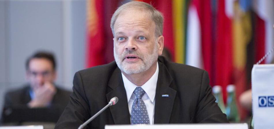 Новым главой Центра ОБСЕ в Ашхабаде стал уроженец Канады