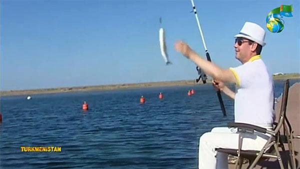 Туркменистан: В Балканском велаяте отменили запрет на вылов рыбы