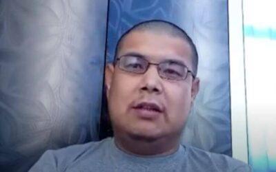 Активиста Мурата Душемова не выпустили из ИВС; теперь ему грозит уголовное преследование