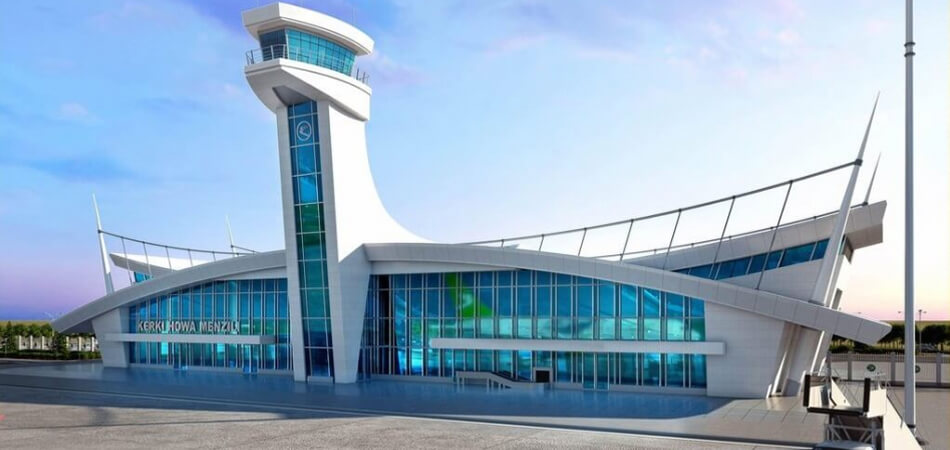 На открытие аэропорта в Керки ждут президента Туркменистана