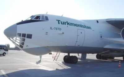 В Кыргызстан доставили овощи и сантехнику из Туркменистана