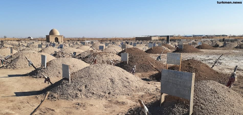 Нехватка денег на лекарства и гробы. Хроника коронавируса в Туркменистане