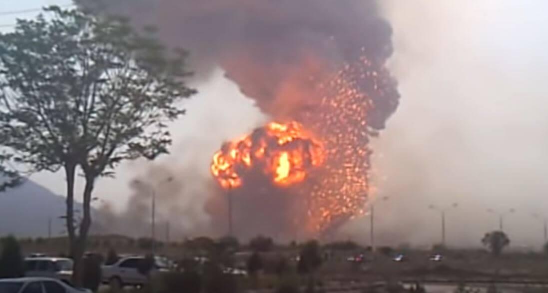 Прошло десять лет со дня взрывов в Абадане