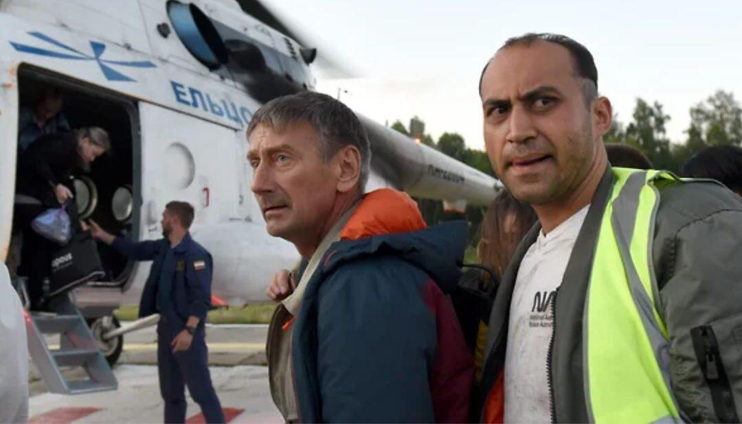 В России произвел жесткую посадку самолет Ан-28. Второй пилот — уроженец Туркменистана