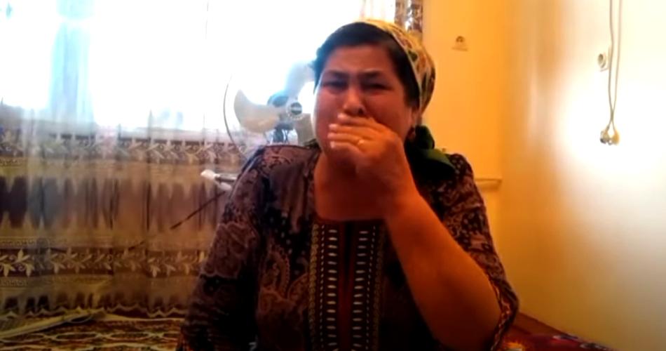 Псевдо-независимый видеоблогер заставил мать туркменского активиста призвать сына к благоразумию