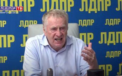 Жириновский озвучил план приема стран Центральной Азии в состав России