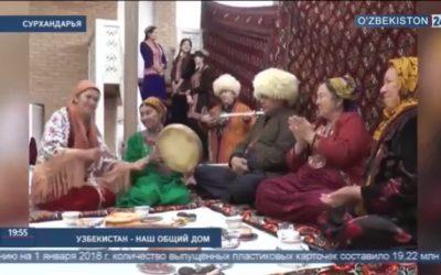 Госкомстат Узбекистана раскрыл численность этнических туркменов в стране