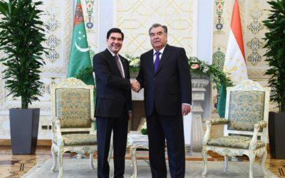 Бердымухамедова ждут в Душанбе и Лебапском велаяте Туркменистана