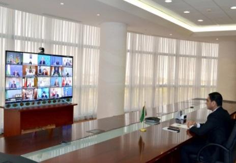 Замглавы МИД Туркменистана обсудил ситуацию в Афганистане. Сам министр, возможно, болеет коронавирусом