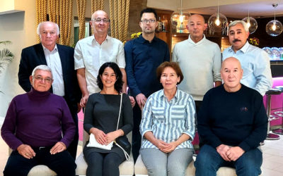 Представители туркменского гражданского общества встретились в Вене