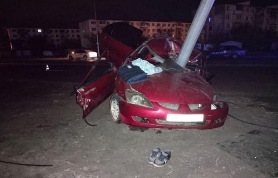 В Астрахани в ДТП погиб студент из Туркменистана