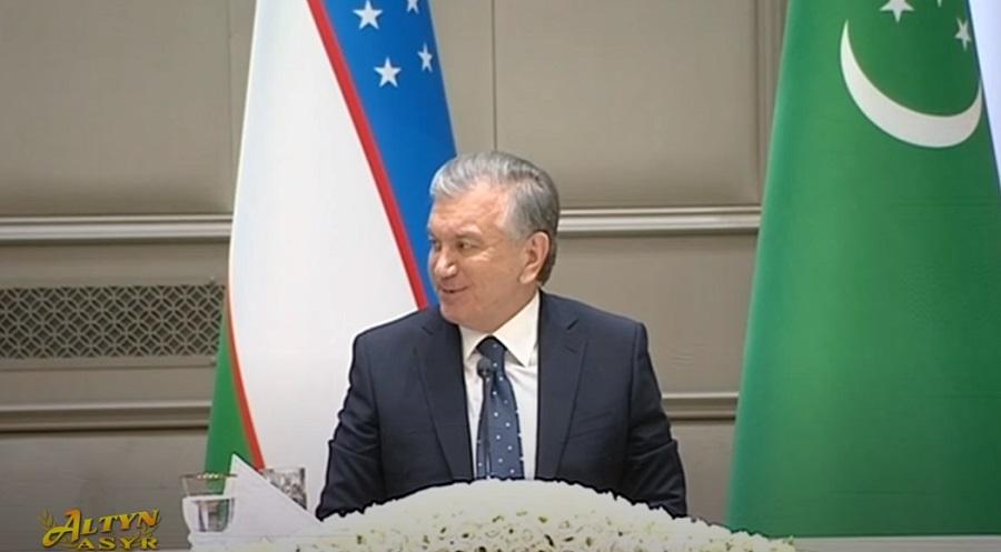 Бердымухамедов выразил Мирзиёеву поддержку перед выборами