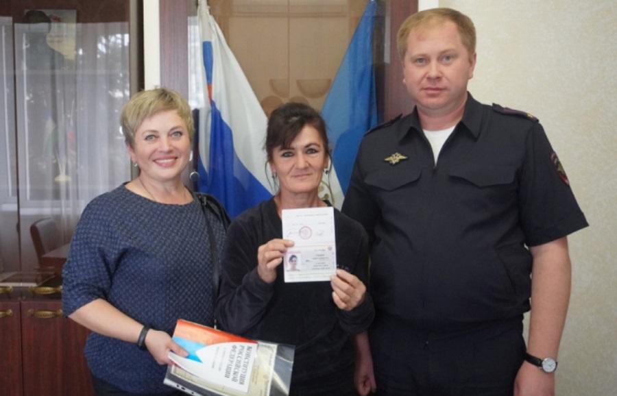 Жертве семейного насилия из Туркменистана выдали российский паспорт